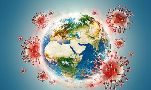 Pandemie; Corona; Welt