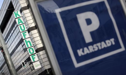 GERMANY-RETAIL-KAUFHOF-KARSTADT-MERGER