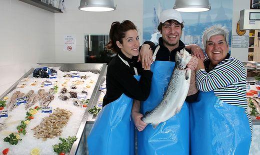 Neue Ideen Ein Geschäft Nur Für Die Fisch Kleinezeitungat