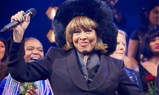 Tina Turner verkauft Songrechte an BMG