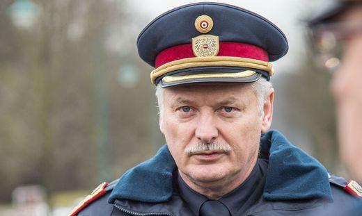 Josef Klamminger, Landespolizeidirektor