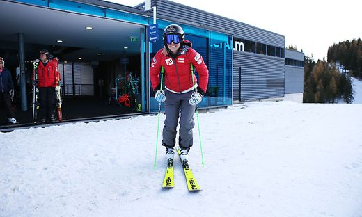 ALPINE SKIING - OESV, training