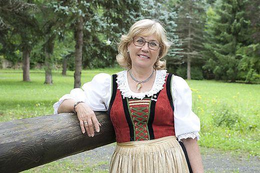 Chorleiterin und Komponistin Hedi Preissegger wurde 70