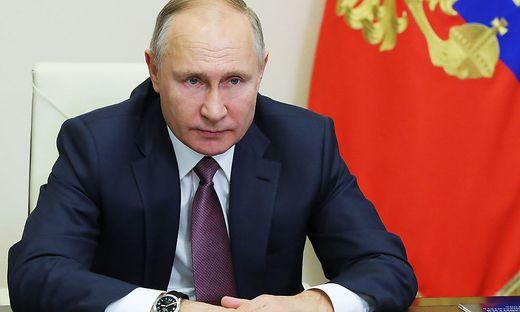 Es wird Zeit, dass Putin sich um sein Ansehen und Erbe kümmert