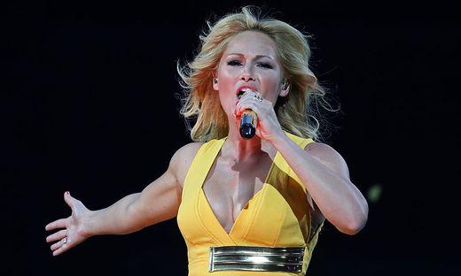 Helene Fischer beim Song Contest? Besser nicht!