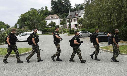 FRANCE-MISSING-POLICE-CHILD