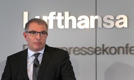 Lufthansa verliert wegen Corona
