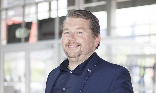 Daniel Bednarzek leitet den neuen Studiengang an der FH