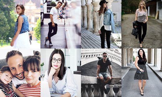 Die acht Grazer Influencer zeigen ihre liebsten Hotspots von Graz