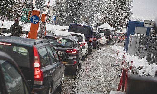Zwei Drittel der Lehrer ließen sich beim Massentest Anfang Dezember in Kärnten testen