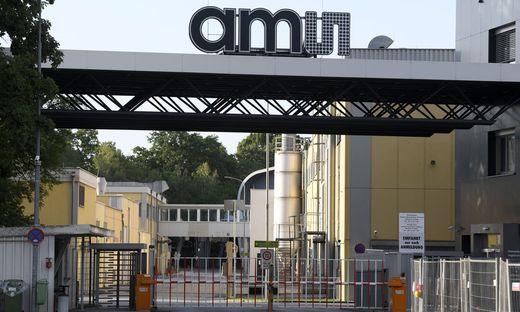 ams-Zentrale in Premstätten