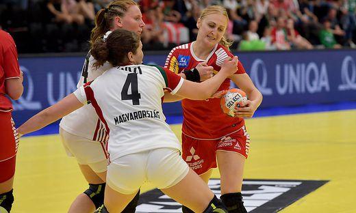 2019 spielte Vanessa Magg das letzte Mal für das österreichische Nationalteam