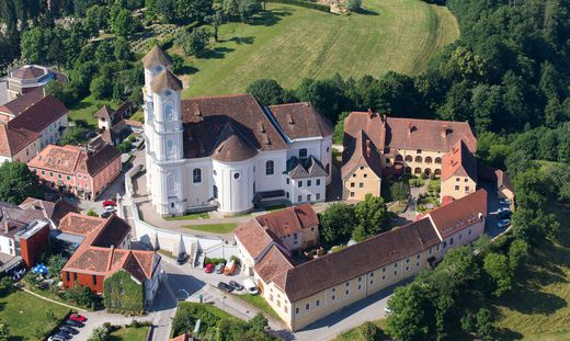Das spirituelle Zentrum am Weizberg