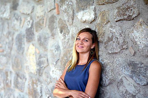 Die Schriftstellerin Tanja Raich