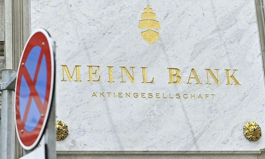 ++ THEMENBILD ++ ANGLO AUSTRIAN AAB BANK (VORMALS MEINL BANK)