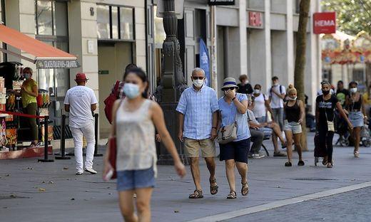 In der französischen Hafenstadt Marseille sind ab Samstag alle Bars und Restaurants geschlossen