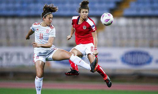 Fußball: ÖFB-Frauen feilen in Zypern an