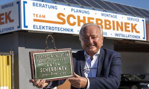 Anton Scherbinek