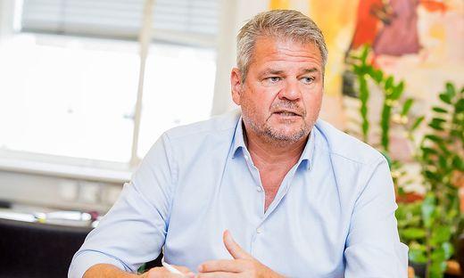 Gerhard Köfer denkt an seine Bürgermeisterkandidatur bei der Wahl 2021