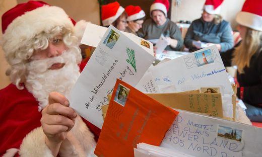 Die Weihnachtszeit ist eine Hochzeit für Brief- und Paketversender