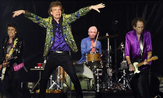 """Die """"Rolling Stones"""" rollen noch immer"""