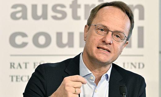Genetiker Markus Hengstschläger