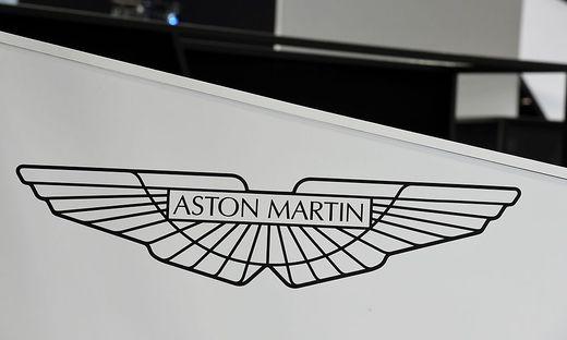 Holpriger Börsenstart für Aston Martin
