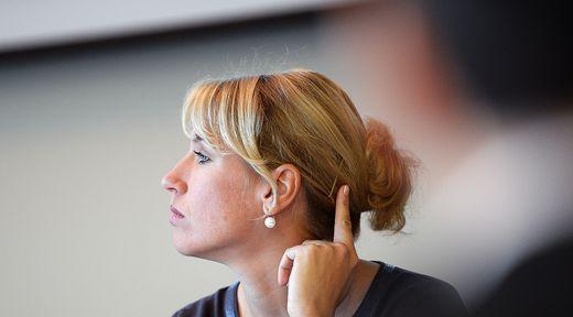 Nachbaur will trotz allem Klubobfrau des Team Stronach bleiben