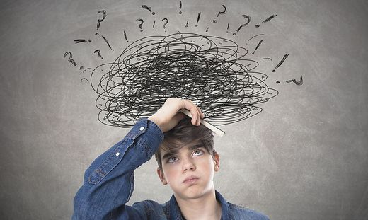Stress kann Denkblockaden auslösen