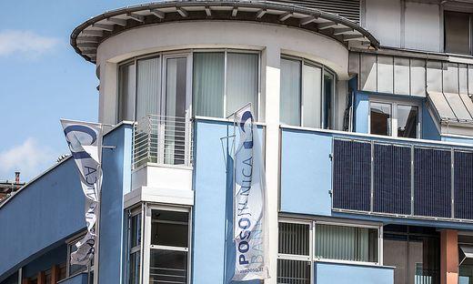 Posojilnica Bank in Klagenfurt