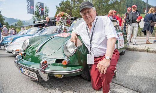 Zählt zu den reichsten Österreichern: Wolfgang Porsche