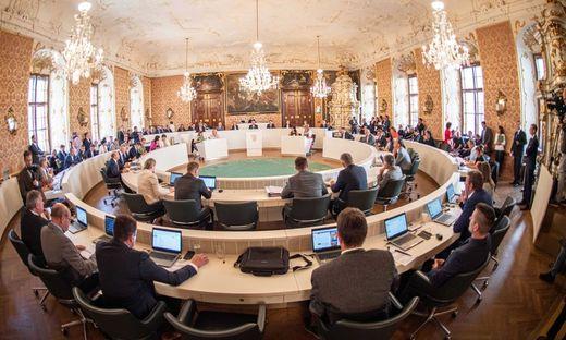 Dem künftigen Landtag dürften auch in Zukunft drei Frauen aus dem Raum Murtal-Murau angehören