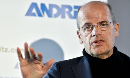 Andritz-Lenker Wolfgang Leitner