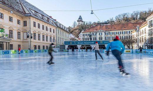 Grazer Winterwelt