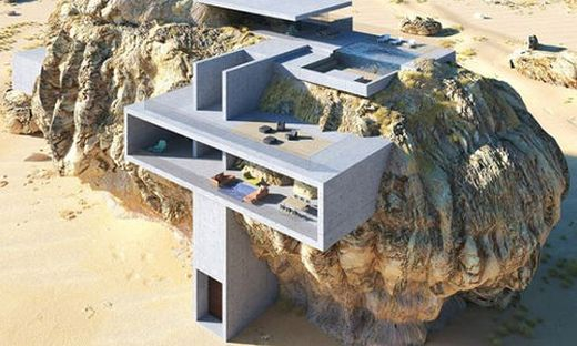 Ungewöhnliche Bauwerke, exzentrische Architekturprojekte: das sind die besten Instagram-Accounts