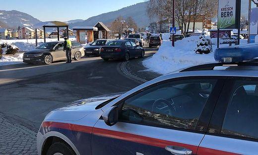 Das Skigebiet am Kreischberg musste am Samstag gesperrt werden