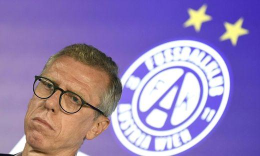 PK FK AUSTRIA WIEN: STOeGER