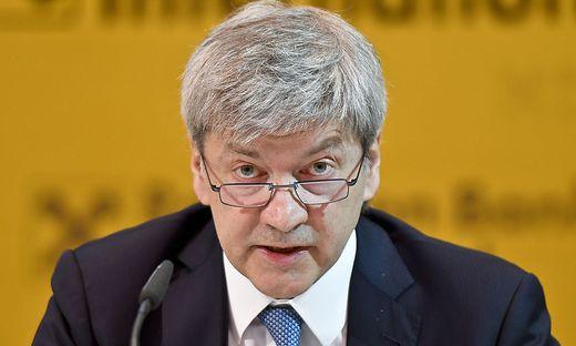 RAIFFEISEN BANK INTERNATIONAL AG: STROBL