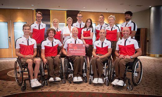 Österreichs Athletinnen und Athleten