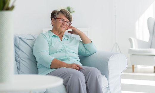 Ältere Menschen wollen so lange wie möglich selbstständig sein