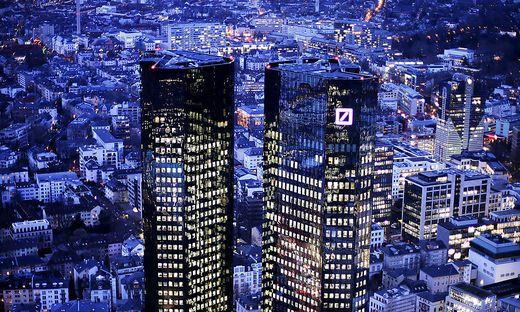 Banken - Deutsche-Bank-Großaktionär HNA senkt Anteil auf 6,3 Prozent