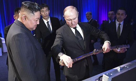 Kims Gastgeschenk für Putin