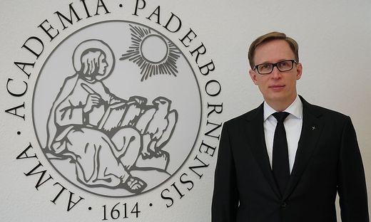 Der Wolfsberger Priester Stefan Kopp ist der jüngste Leiter einer Hochschule in Deutschland