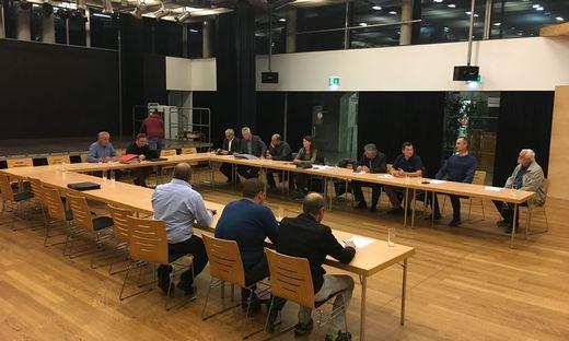 Der Gemeinderat von Wildon war nicht beschlussfähig, die Sitze von SPÖ, ProW und Fraktionslosen blieben leer