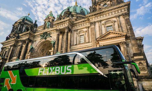 Flixbus blickt auf ein rasantes Wachstum zurück