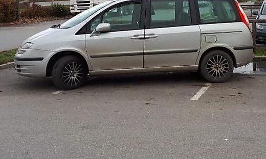 Nicht ganz im Sinne des Erfinders von Parkplätzen...