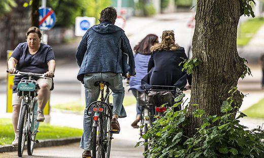 Der Umstieg aufs Fahrrad soll erleichtert werden
