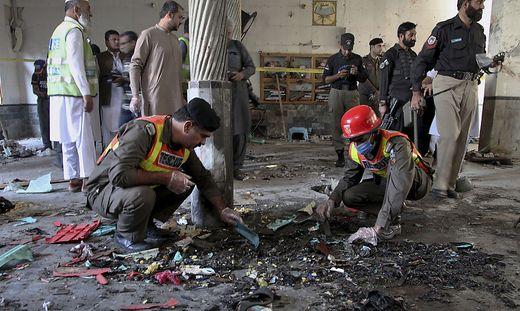 Mehrere Kinder wurden getötet, viele weitere schwer verletzt