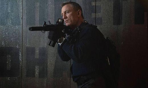 "Daniel Craig in ""No Time to Die"""