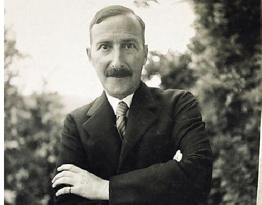 Αποτέλεσμα εικόνας για Stefan Zweig